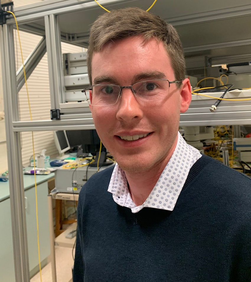 James Coyte Joins Jericho Smart Sensing Laboratory